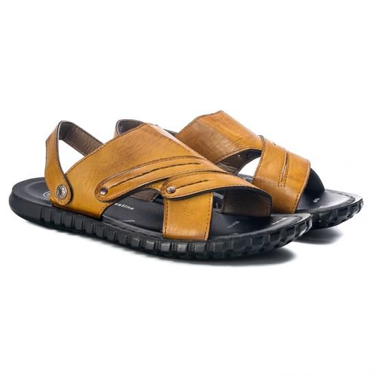 Sandale Barbati Sinan Maro - Papuci - Sandale - oferit de unuplusunugratis.ro
