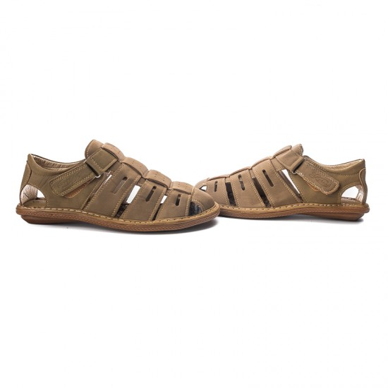 Sandale Barbati Erdei Khaki - Papuci - Sandale - oferit de unuplusunugratis.ro