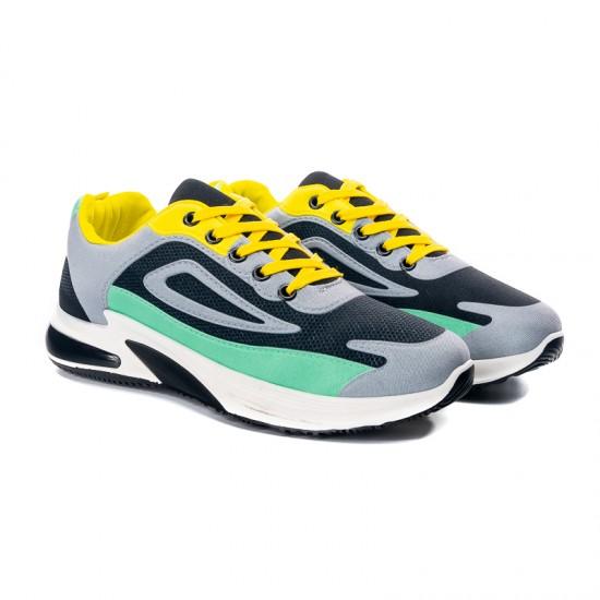 Pantofi Sport Iasin Green - Pantofi sport - oferit de unuplusunugratis.ro
