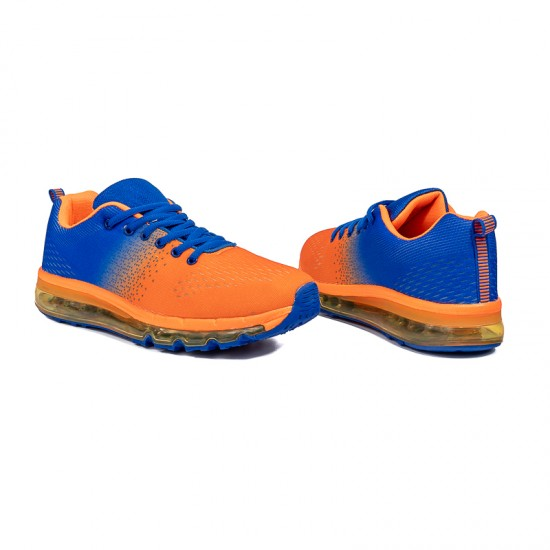 Pantofi Sport Air Blue Orange - Pantofi sport - oferit de unuplusunugratis.ro