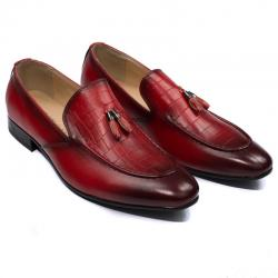 Pantofi Barbati Abraham Rosu