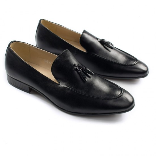Pantofi Barbati Achim Negru - Pantofi - oferit de unuplusunugratis.ro