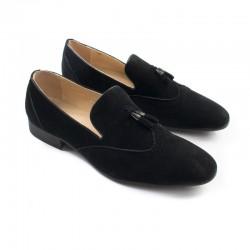 Pantofi Barbati Adrian Negru
