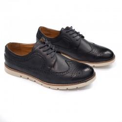 Pantofi Barbati Ahmed Bleumarin